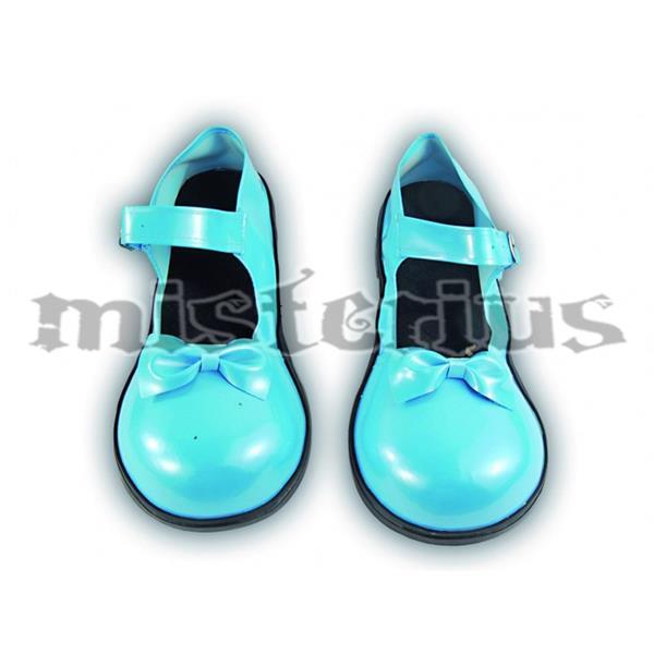 Sapatos De Palhaços Com Laço 30Cm