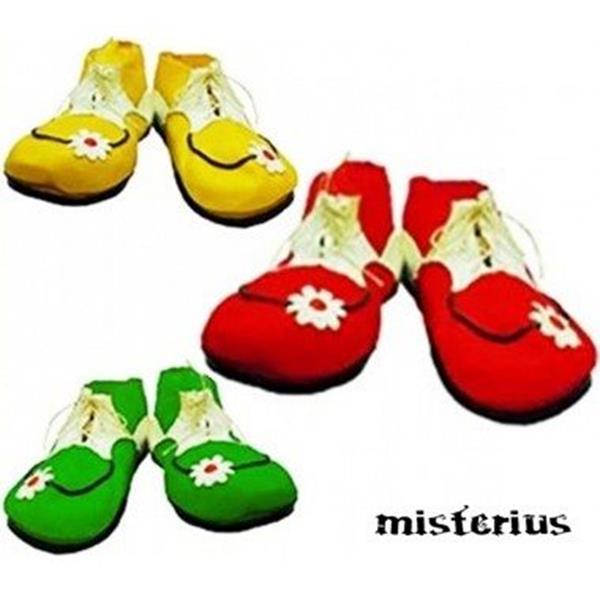 Sapatos Palhaço com Flor, adulto
