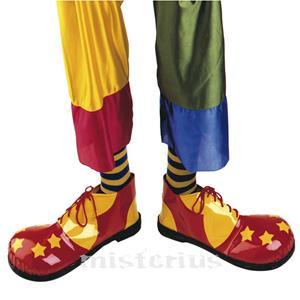 Sapatos Palhaço Estrela Adulto