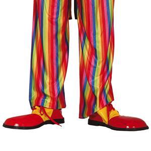 Sapatos Palhaço