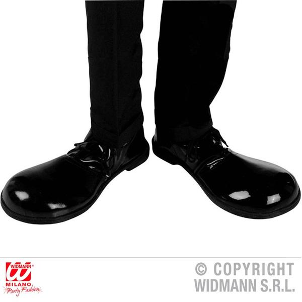 Sapatos pretos, adulto