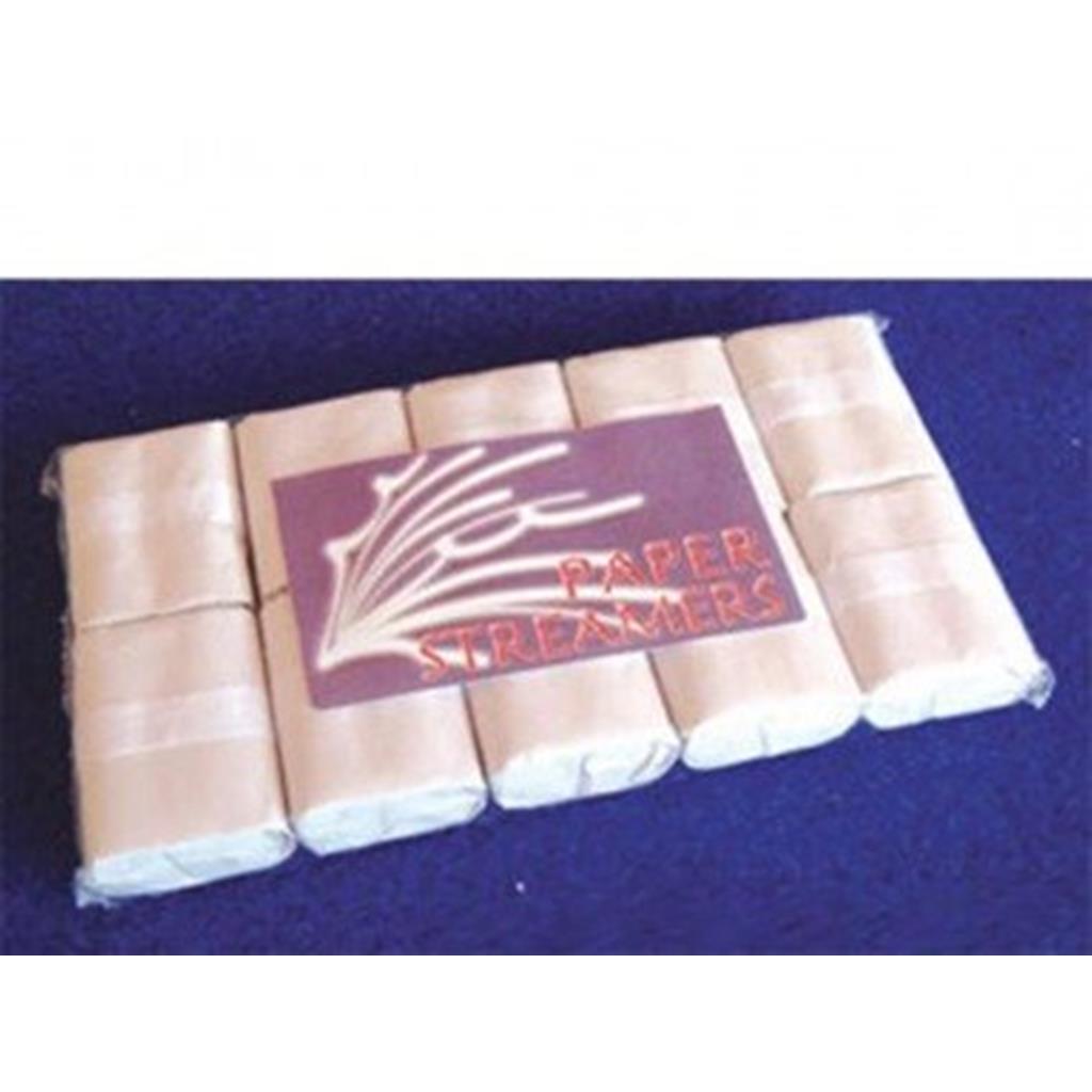 Serpentinas Paper Streamers