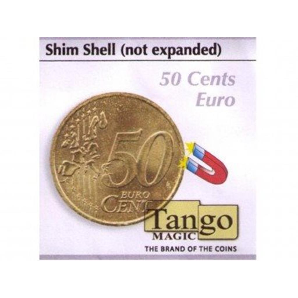 Shim Shell - not expanded - 50 cents Tango
