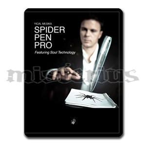 Spider Pen Pro com DVD Yigal Mesika