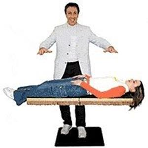 Suspensão Humana com Rotação - até 60 Kg, Rotation of a Floa