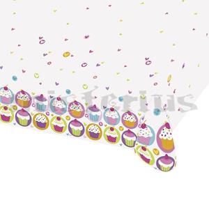 Toalha Mesa Cupcake