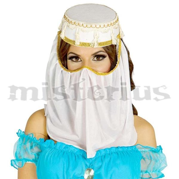 Touca Princesa Árabe