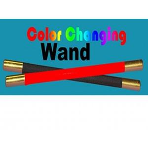 Varinha que muda de cor, COLOR CHANGING WAND