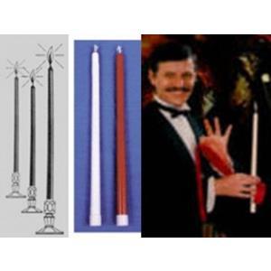 Velas desaparição Plástico Fantasio Candles