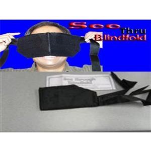 Venda para Olhos - Blindfold - See Thru